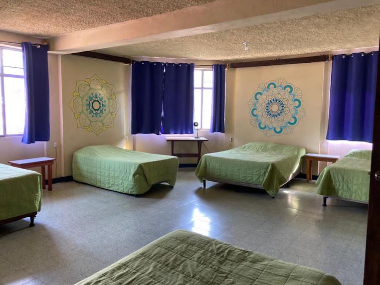 mixed 5 bed dorm