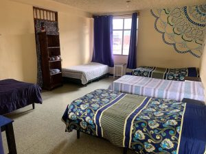 4 bed mixed dorm Kasa Kiwi